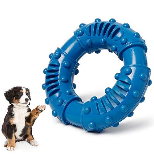 🥇 Toozey Juguetes Mordedor Perros Grandes Resistentes – Juguetes para Dientes de Cachorro Pequeños