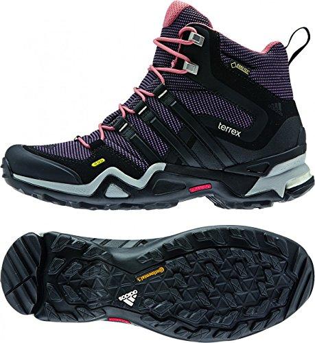 High Marche Black Terrex De Adidas Aw15 Botte X Women's Fast Trail tex Gore wfnta