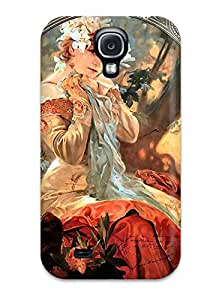 MarvinDGarcia Perfect Tpu Case For Galaxy S4/ Anti-scratch Protector Case (fine Art)