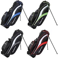 PROSiMMON Golf Tour Stand Bag Black/Blue