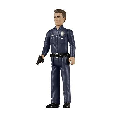 Funko Reaction: Terminator 2 - T-1000 Action Figure: Funko Reaction: Toys & Games