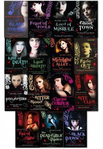 Morganville Vampires, Series 1 To 3 By Rachel
