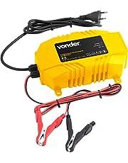 Carregador inteligente de bateria 220 V~ CIB 100 VONDER Vonder