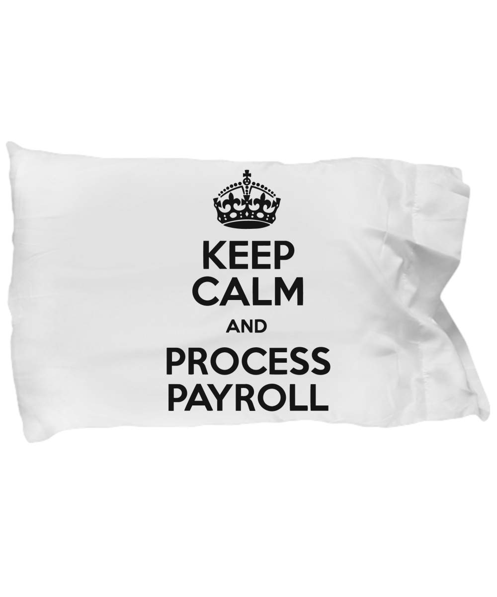School Psychologist Pillow Case Go Ahead. Call me a Funny Bedding Gift Idea Microfiber Standard Size White 20x30 - pil1176