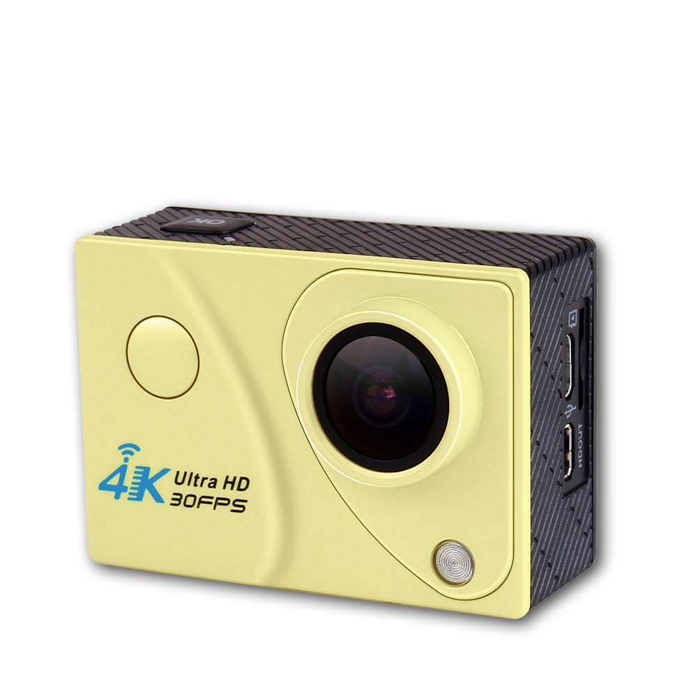 Underwater Action Camera DV Full HD 1080P 4K WiFi Sport Video Photo Waterproof Camera DVR
