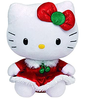 Ty Hello Kitty - Holiday Dress: Toys & Games