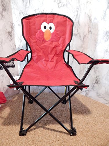 Personalized Red Monster Folding Chair (CHILD SIZE)