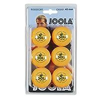 Joola Tischtennis-Bälle »ROSSI CHAMP« 6er Blister, orange