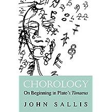 Chorology: On Beginning in Plato's Timaeus