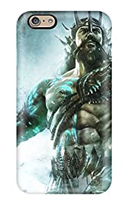 Best 8328489K27600555 Premium Poseidon In God Of War Ascension Back Cover Snap On Case For Iphone 6