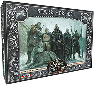 Una canción de Hielo y Fuego – Hero Stark 1: Amazon.es: Juguetes y juegos