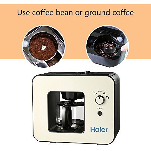 automatic coffee machine with grinder