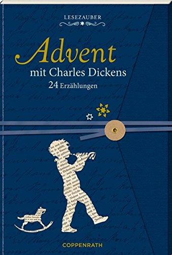 Briefbuch – Advent mit Charles Dickens: 24 Erzählungen