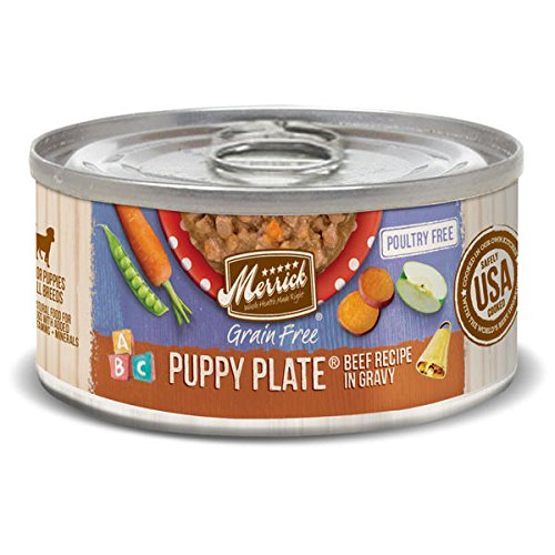 Merrick Small Breed Wet Dog Food, 24 Count Case