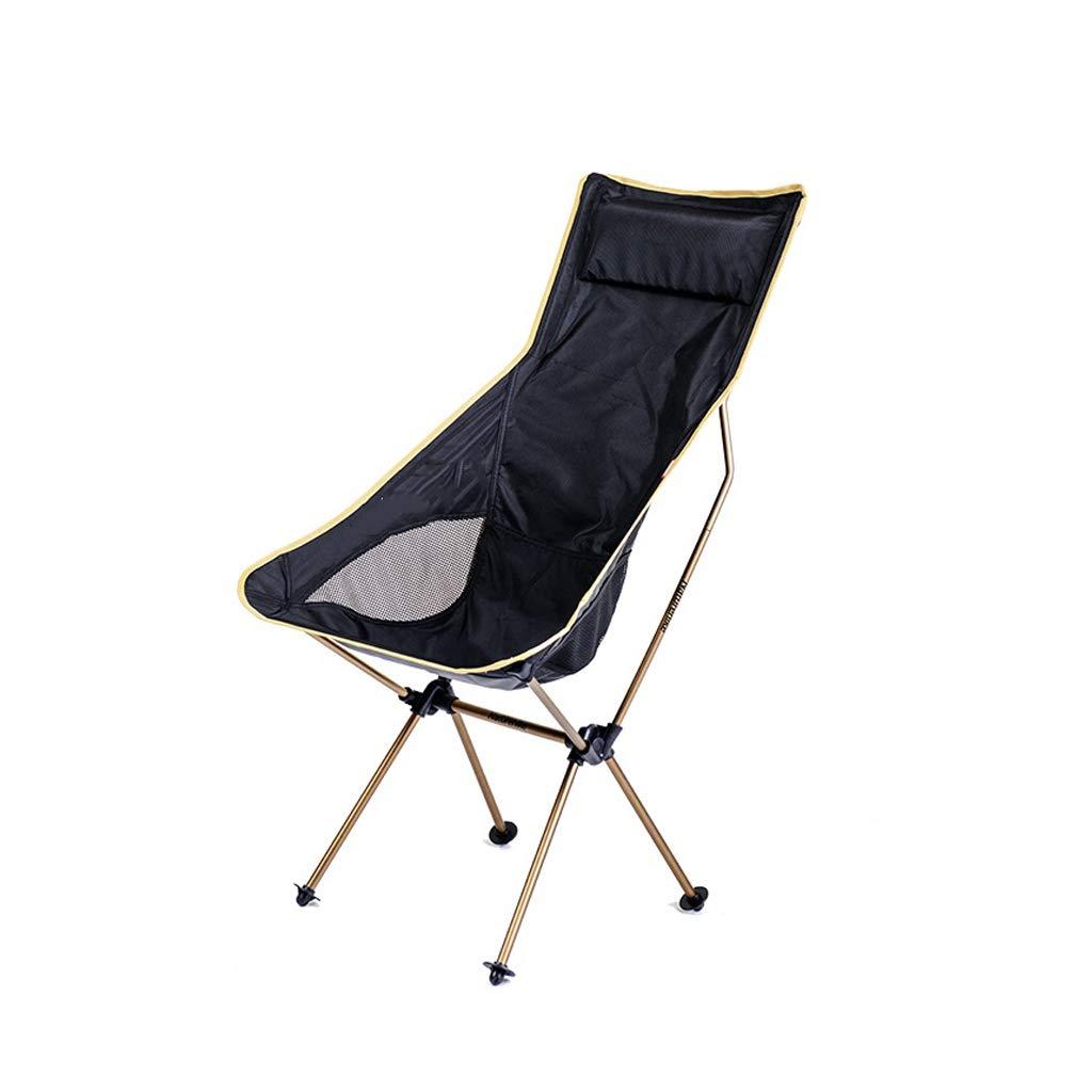 Im Freien tragbarer Klappstuhl-Ultra helle hintere kampierende Strandstuhl-Fischen-Schemel-Skizze kann Gewicht 90kg tragen