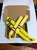 Royal Union Hand Made 2 Pcs of Hand Made Martial Art Stick Taekwondo Karate Sticks with Chains