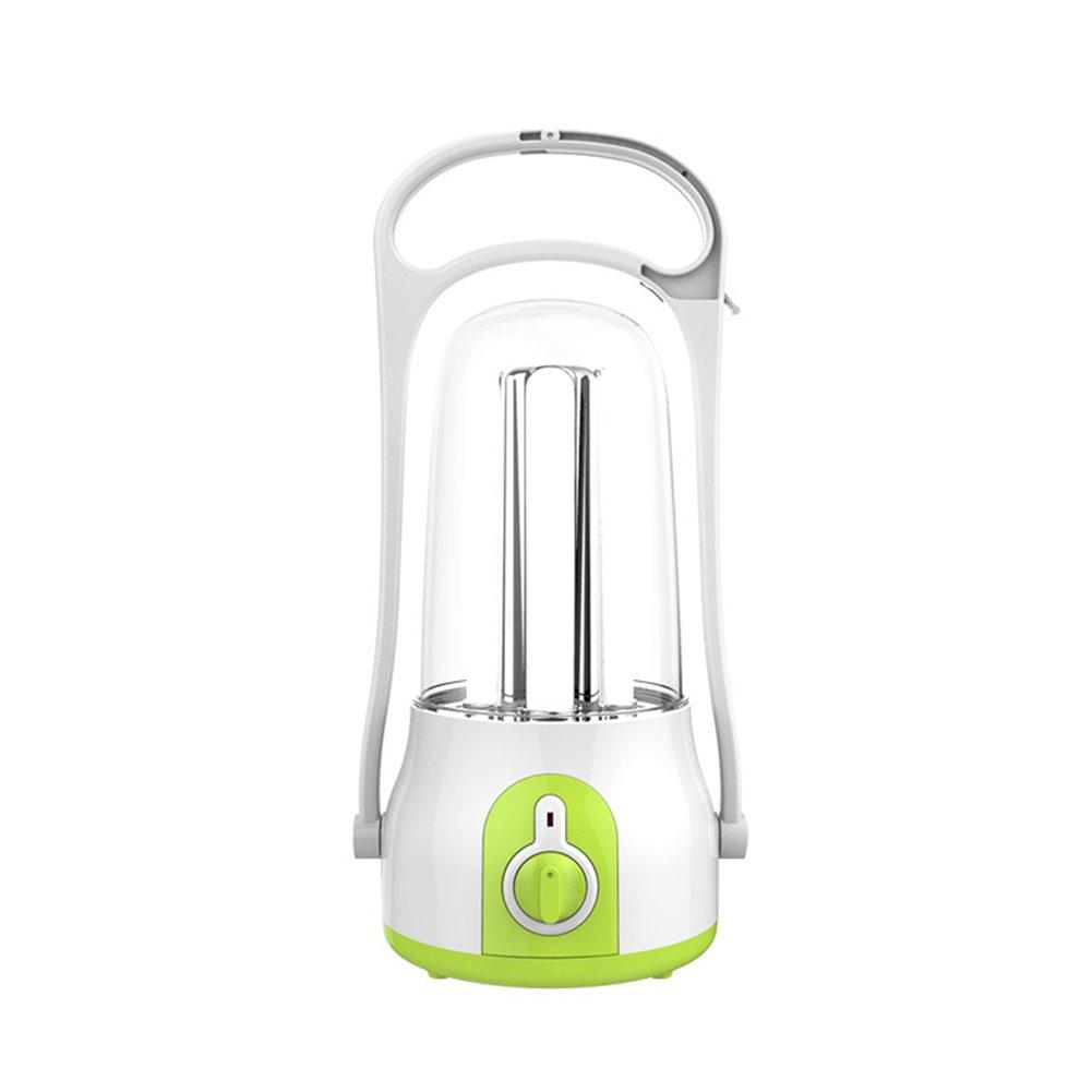 GLJJQMY LED Zelt Licht Camping Licht Notlicht Außenbeleuchtung Wiederaufladbare Dimmen Taschenlampe