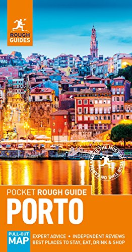 Pocket Rough Guide Porto (Rough Guide Pocket Guides) Porto Portugal