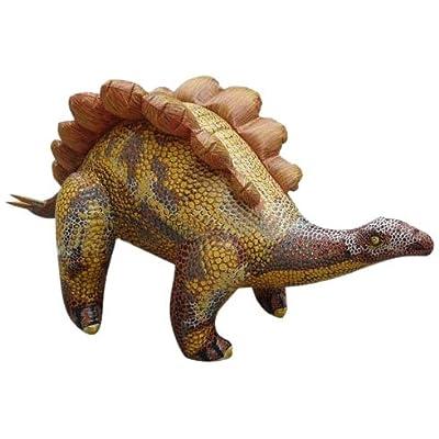 Agorà gonflable–Stégosaure