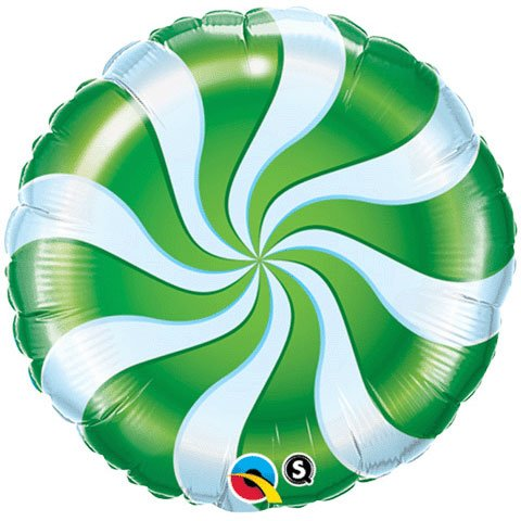 Amazon Com Peppermint Mylar Balloon Christmas Decorations
