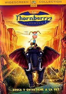 Los Thornberrys: La película [DVD]