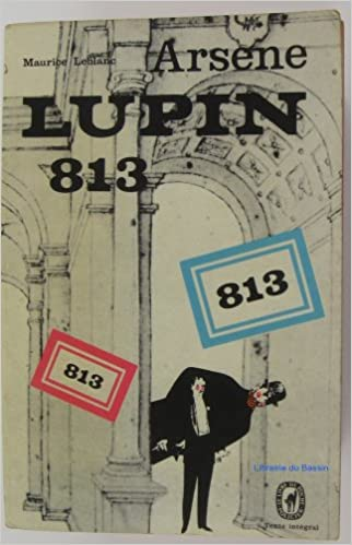 Arsene Lupin 813 Maurice Leblanc Amazon Com Books