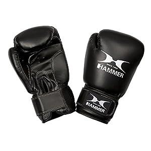 HAMMER Boxhandschuh Fun Fit, schwarz, 12 OZ, 93812