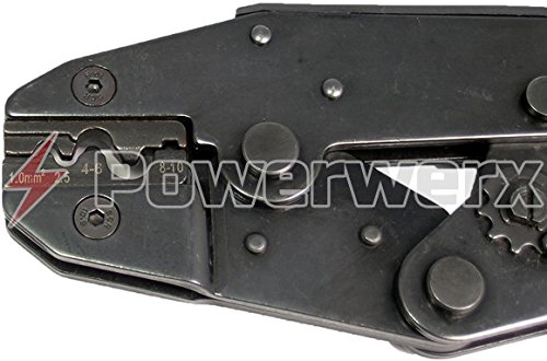 Powerwerx CT-75 Economy Crimping Tool for 75 amp Powerpole and SB50 SB Series Connectors