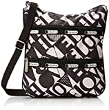 LeSportsac Kylie Cross Body Bag, Love Is Bold, One Size