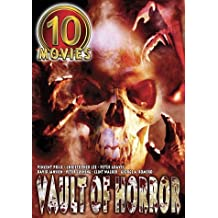 Vault Of Horror: 10 Movies, Scream of the Wolf / Wolfman / Moon of the Wolf / Snowbeast / Silent Night Bloody Night / Don't Look in the Basement / Jack the Ripper / Satanic Rights of Dracula / House on Haunted Hill / Night of Living Dead