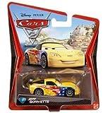 Disney Cars 2 Movie Jeff Gorvette