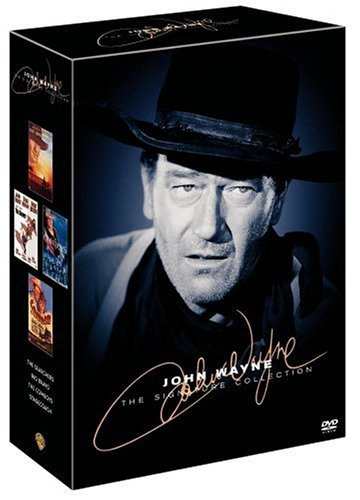 The John Wayne Signature Collection (Stagecoach / The Searchers / Rio Bravo / The Cowboys) (Box Coach Dvd Set)