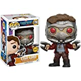 Funko POP Movies: Guardians of the Galaxy 2 Star Lord Toy Figure,Styles may vary