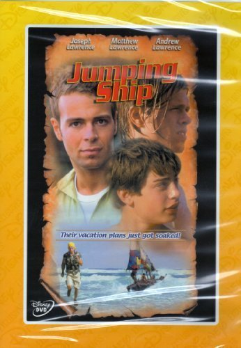 Disney's Jumping Ship by WALT DISNEY HOME ENTERTAINMENT (Jumping Ship Dvd)