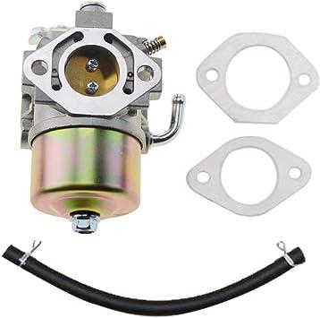 Goofit Vergaser Kit Für Ey28 Ey 28wi 280 7 5hp Motor Rasenmäher Generator Rgx3500 Rg3510 Kraftstoffversorgung Auto