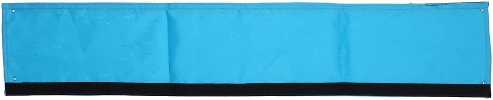 Cubierta para cochecito de beb/é de Domybest cubierta que sirve para cochecitos y carritos de beb/é Lake Blue con dise/ño de reposabrazos
