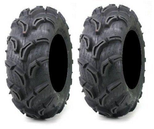 Pair Maxxis Zilla Tires 25x10 12