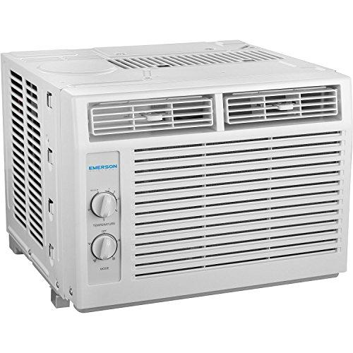 emerson quiet kool earc5md1 5 000 btu 115v window air conditioner. Black Bedroom Furniture Sets. Home Design Ideas