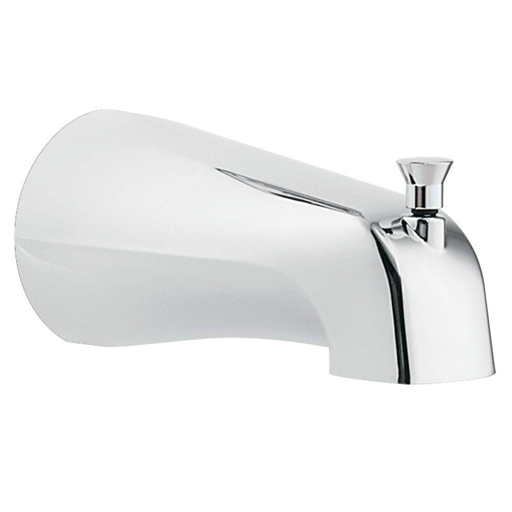 Moen 3801 Diverter Spout, Chrome