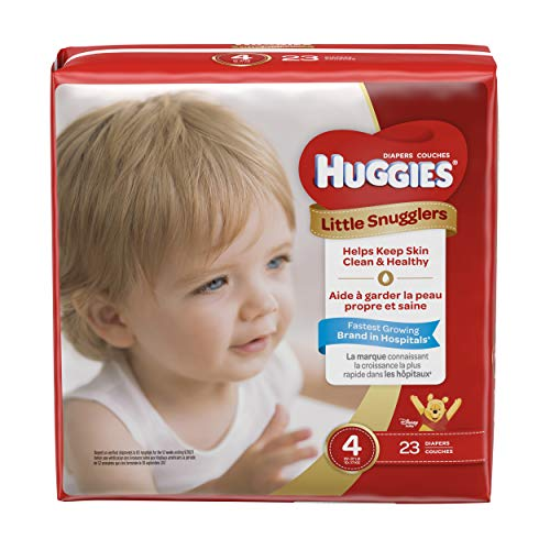 Huggies Little Snugglers Baby Diapers