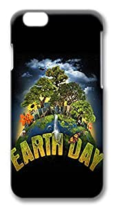 ACESR Best iPhone 6 Cases, Earth Day PC Hard Case Cover for Apple iPhone 6 (4.7 INCH) - 3D Design iPhone 6 Case