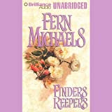 Front cover for the book Finders Keepers by Fern Michaels