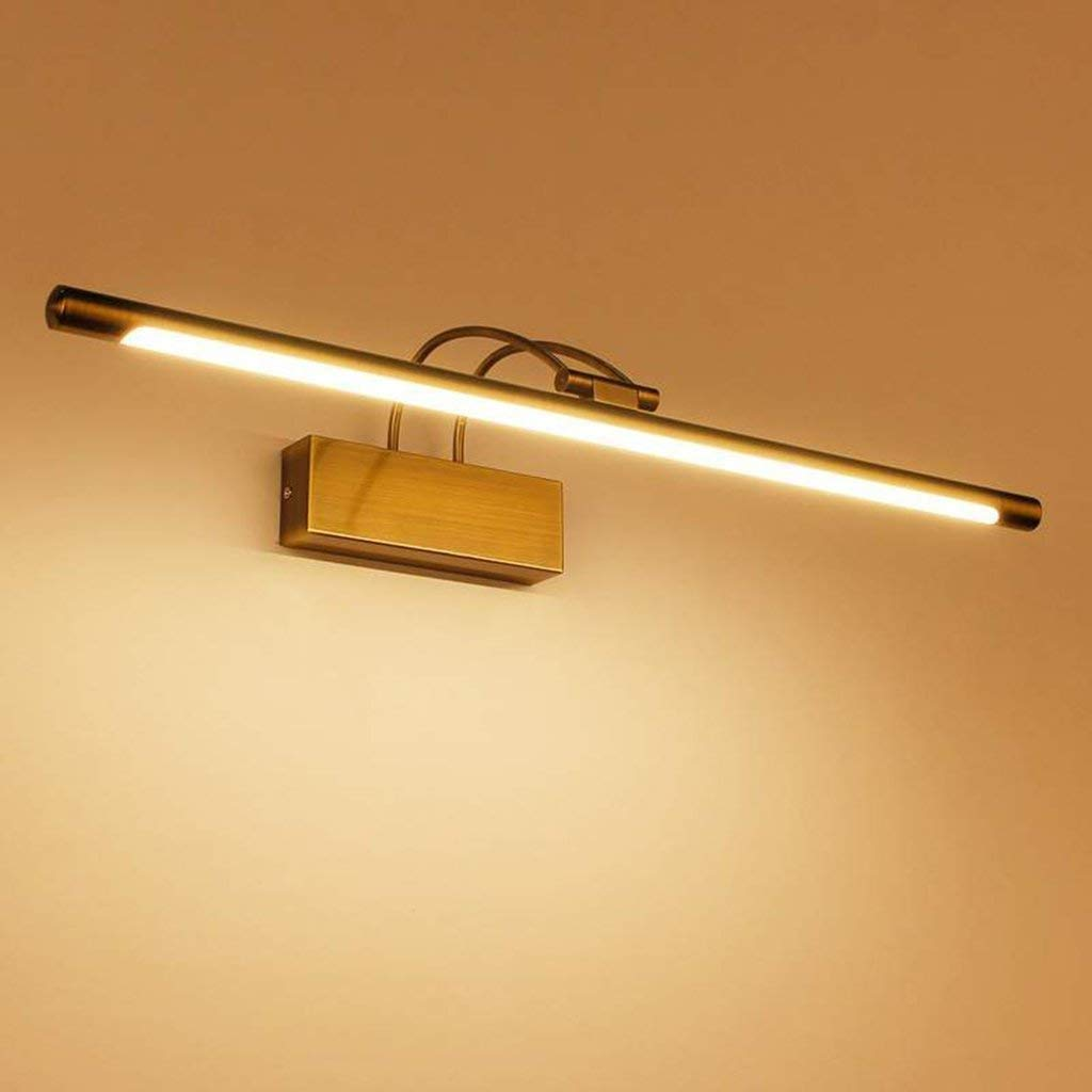 Mirror Lamps Home LED Spiegelfrontleuchte (Größe   9w 45cm)