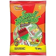 Vero Sandi Brochas 40 Piece Bag Chili Powder Watermelon