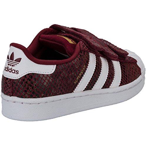 4b98c897c80 adidas Superstar Snake Bambino Sneaker Marrone  Amazon.it  Scarpe e borse