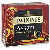 Assam Strong & Malty Twinings Black Tea 80 Tea Bags by Twinings