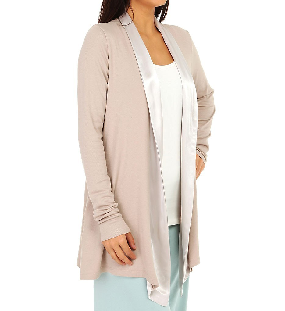 PJ Harlow Swing Jacket with Pockets (Shelby) XL/Taupe by PJ Harlow