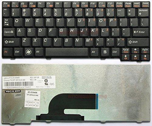 Laptop Keyboard for Lenovo S10-2 S10-2C S10-3C Turkey TR 25008449 White