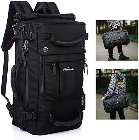 Overmont Backpack Multifunctional Bussiness Repellent