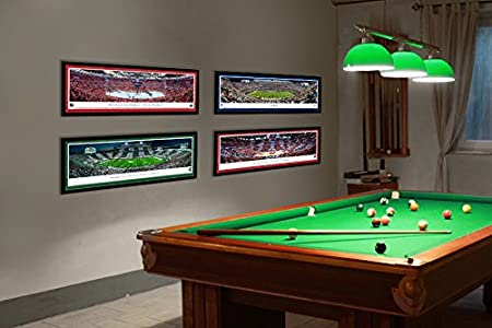 Panoramic Posters and Framed Pictures by Blakeway Panoramas St Louis Blues Banner Raising